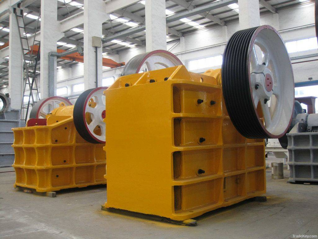 new type energy saving jaw crusher
