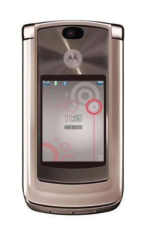 Motorola MOTORAZR² V8 Mobile Phone Rose Gold 2GB