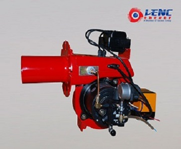 High P-Q characteristic oil burner Suitable for small boilers
