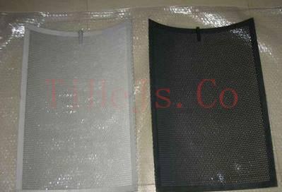 the high quality titanium anode mesh