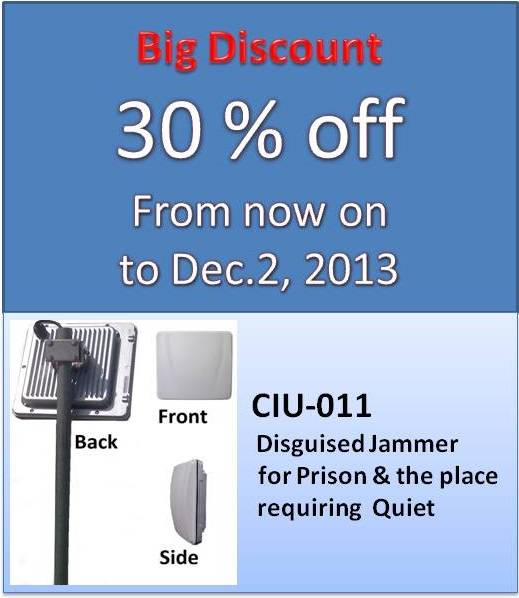 Big Sales - Outdoor Cell Phone Jammer