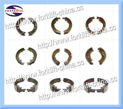 Forklift Parts Brake Shoe