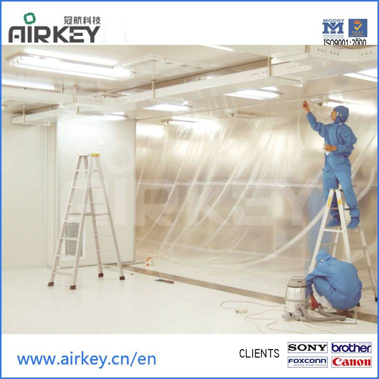Food Industry Clean Room Supplier