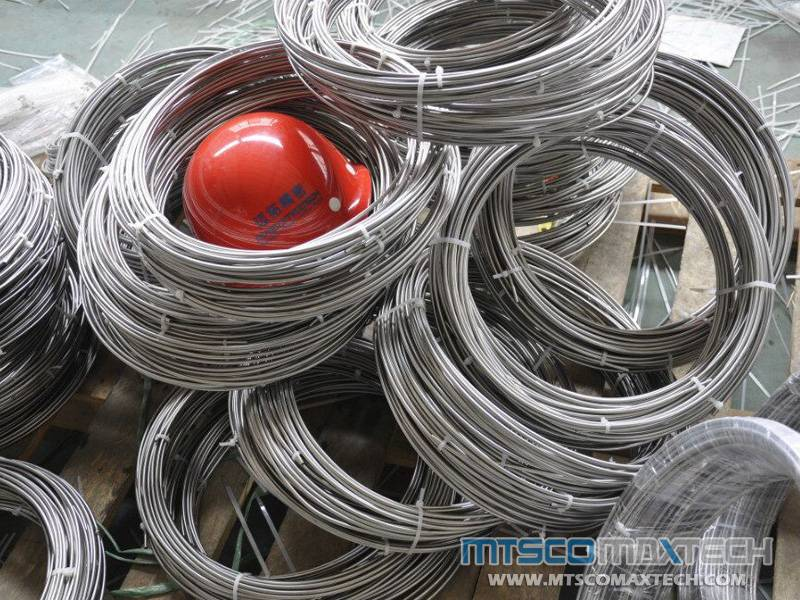 15.88MM PRECISION COILED TUBING BRIGHT ANNEALED MANUFACTURER