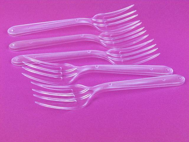 wholesale diposable plastic fork