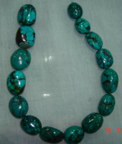 turquoise loose beads