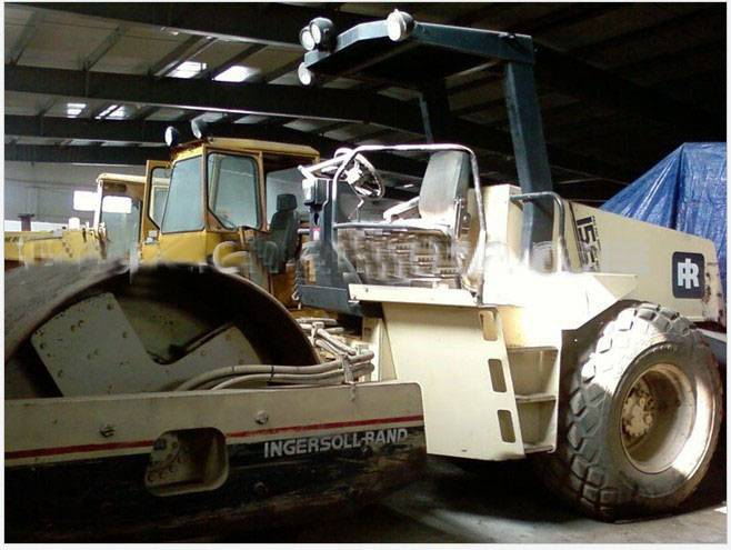 Used road rollers Ingersoll-Rand SD100,SD150, Vibratory rollers