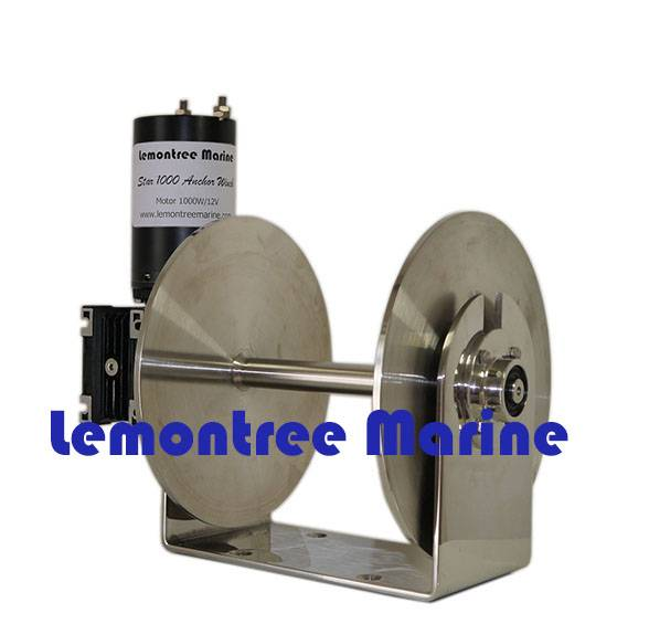Lemontreemarine Electric boat anchor winch