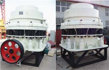 CS110B Symons cone crusher