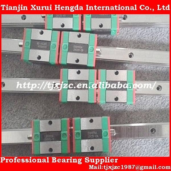 HIWIN slide rail and blocks
