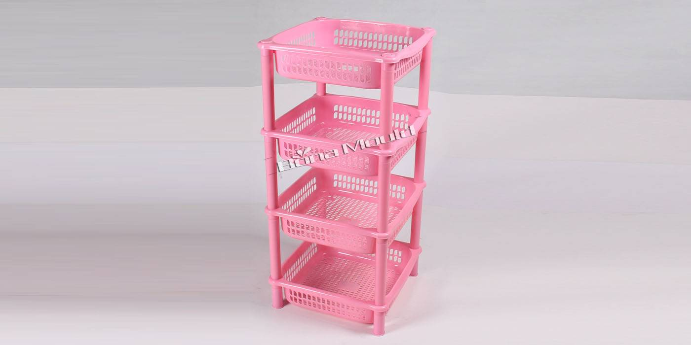 Sell plastic kitchen racks mould