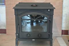 Cast Iron Stove With Oven