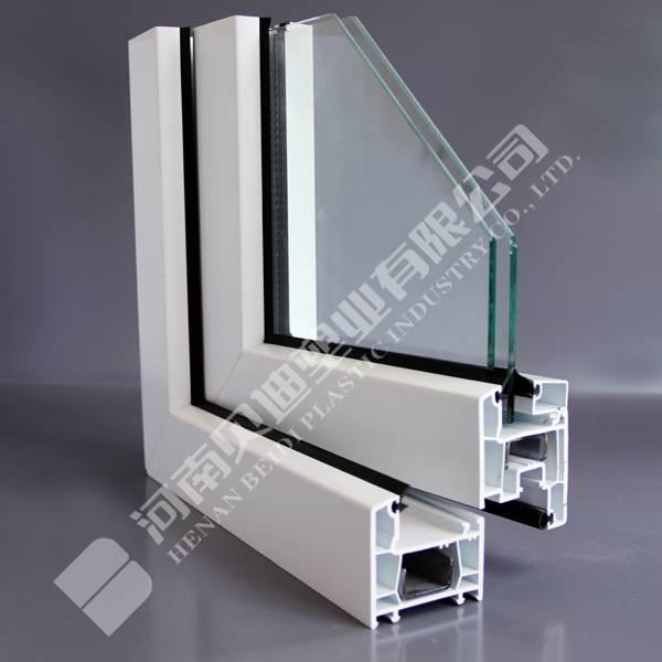 1.8mm Casement PVC Profile
