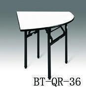 BANQUET FOLDABLE QUARTER ROUND TABLE