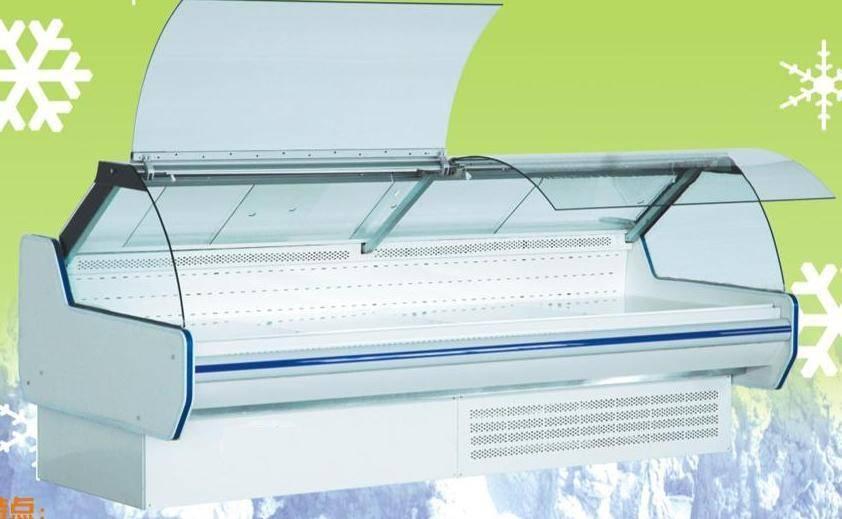 Supermarket Deli Cabinets Freezer