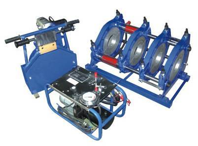 butt fusion machine for hdpe pipe 63-1200mm