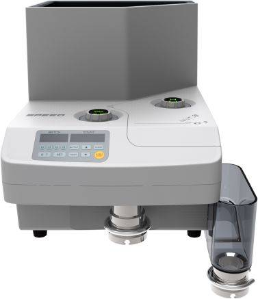 PD925 High Speed Coin Counter With High Speed at 3000pcs/min