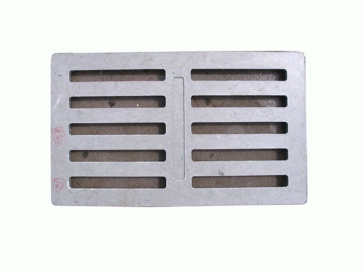 Customized composite square manhole cover for park, garden