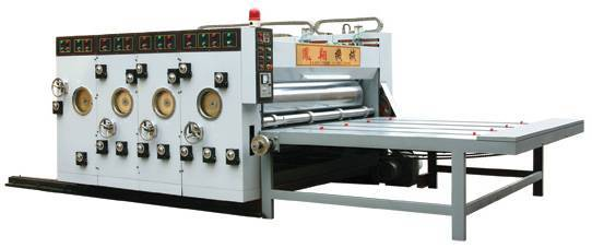 Re:YKS-480 water base ink printing and slotting machine