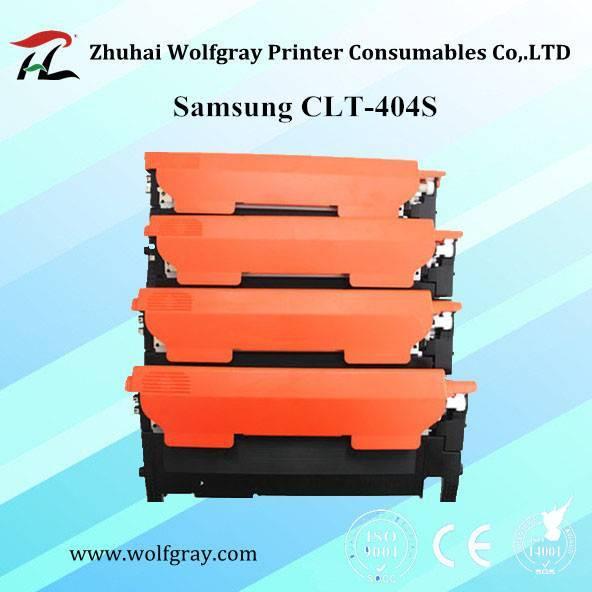 Samsung CLT-404S Toner Cartridge for Samsung C430 C430W C433W C480