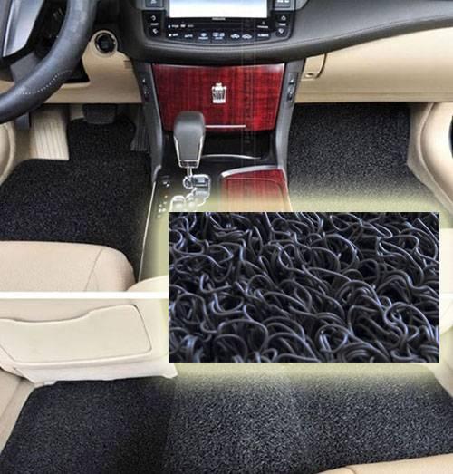 PVC Coil Car Mats