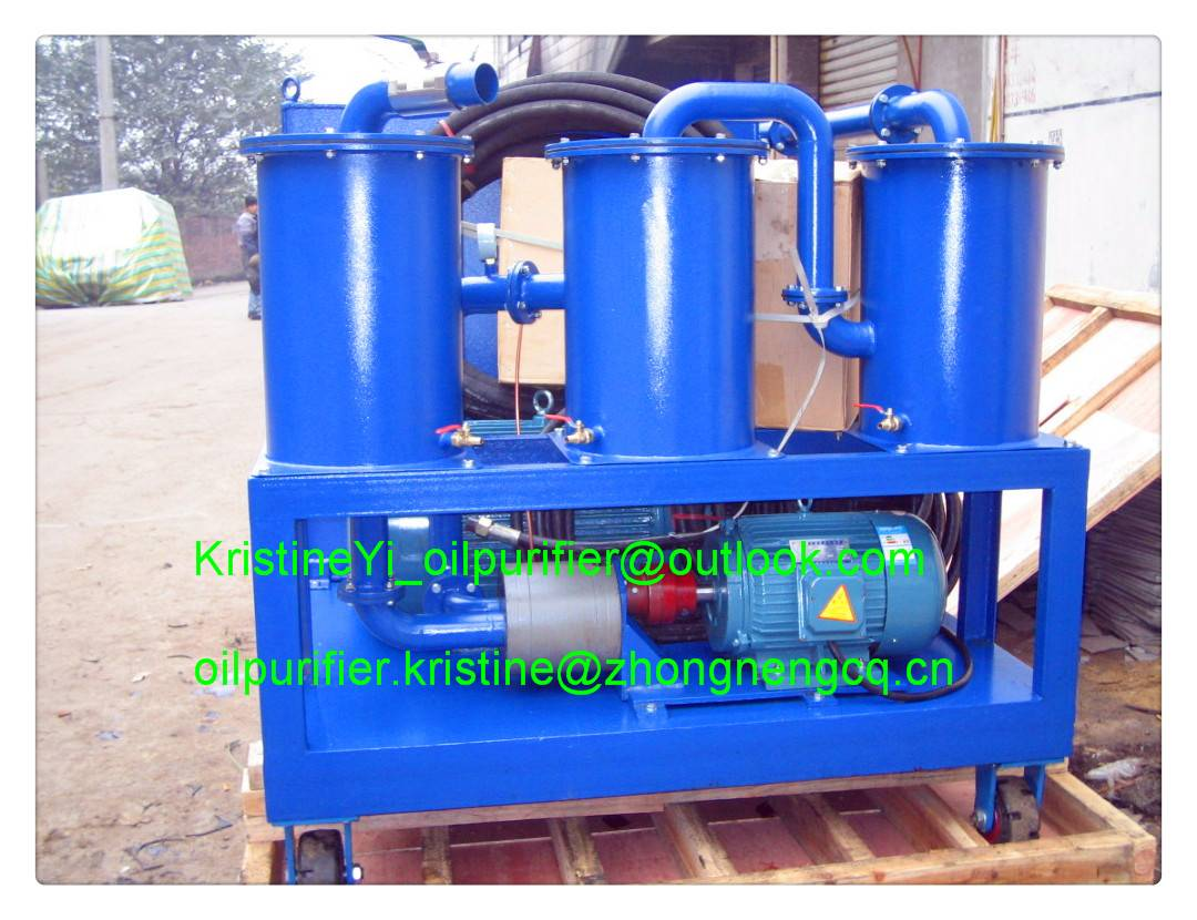 JL Series Portable Oil Purifying and Oiling Machine