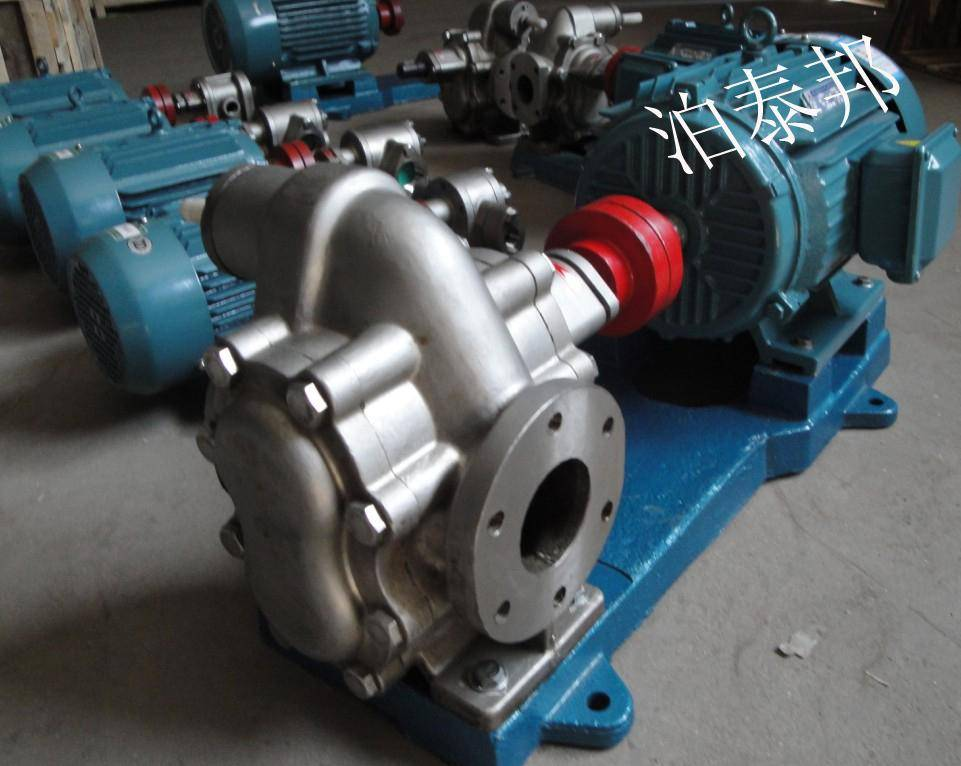 KCB-55 All stainless steel gear pump