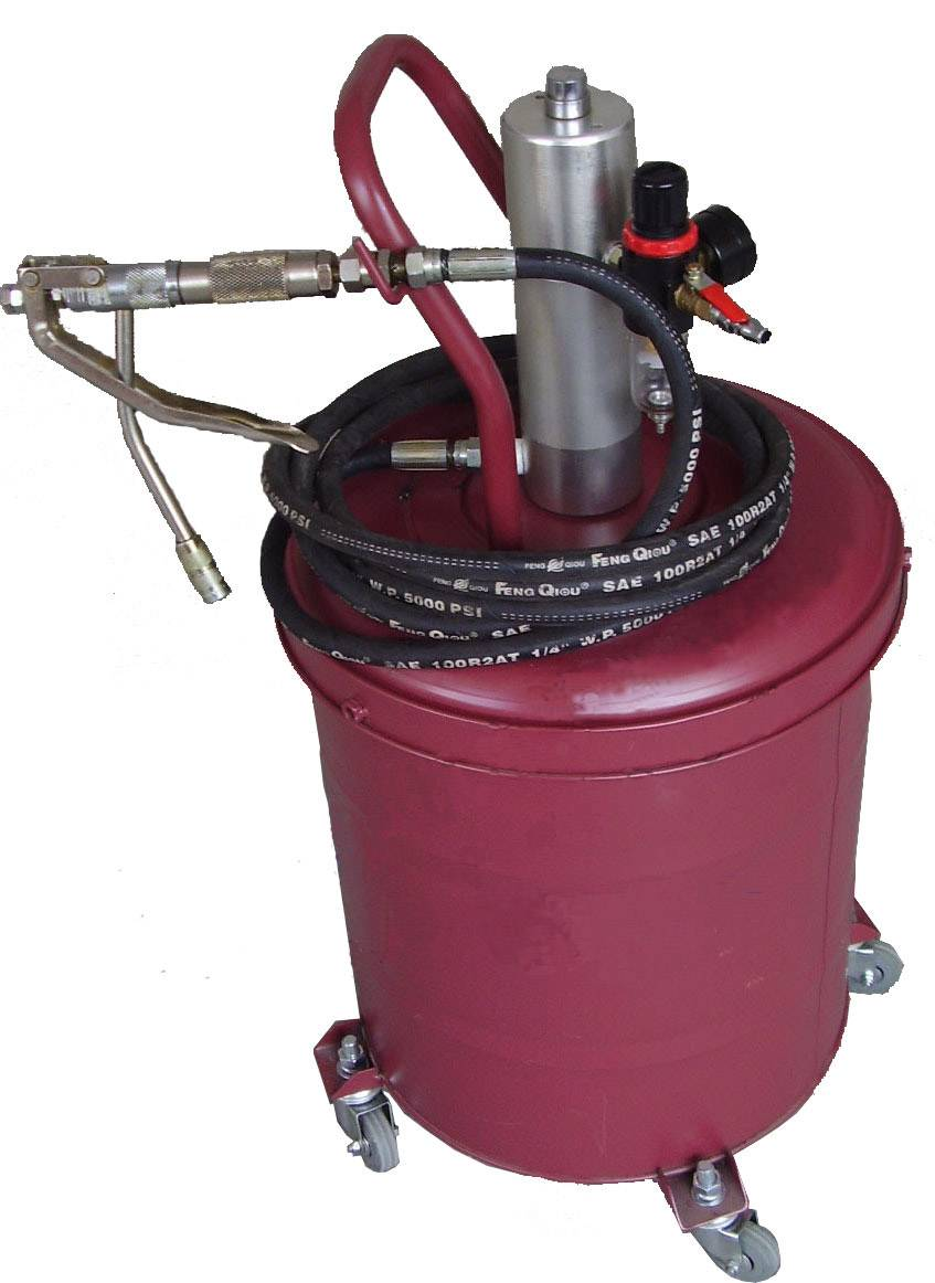 YA55 Air-operated Grease Pump