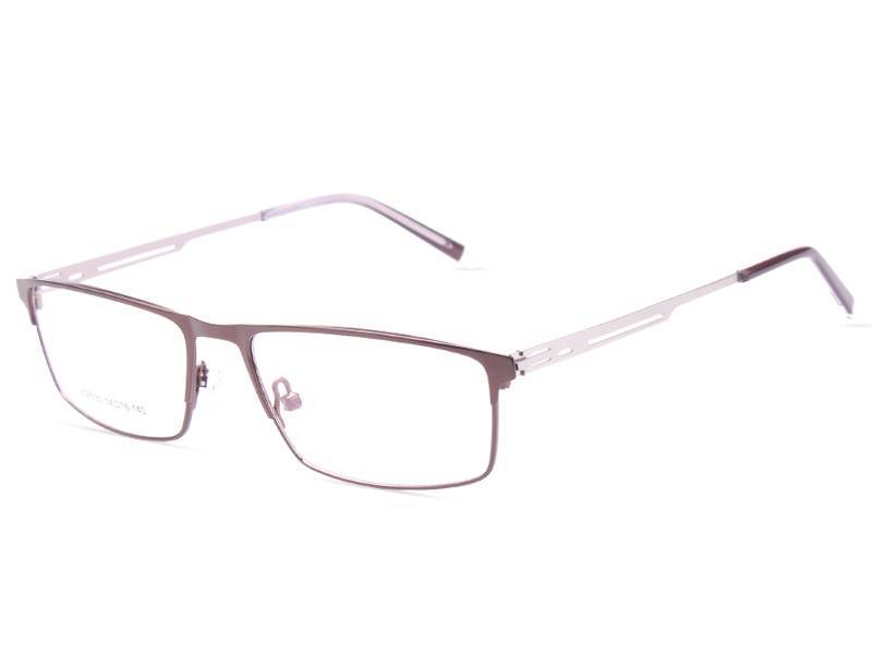 stainless steel metal eyeglasses frames ready in stock selling in small quantity