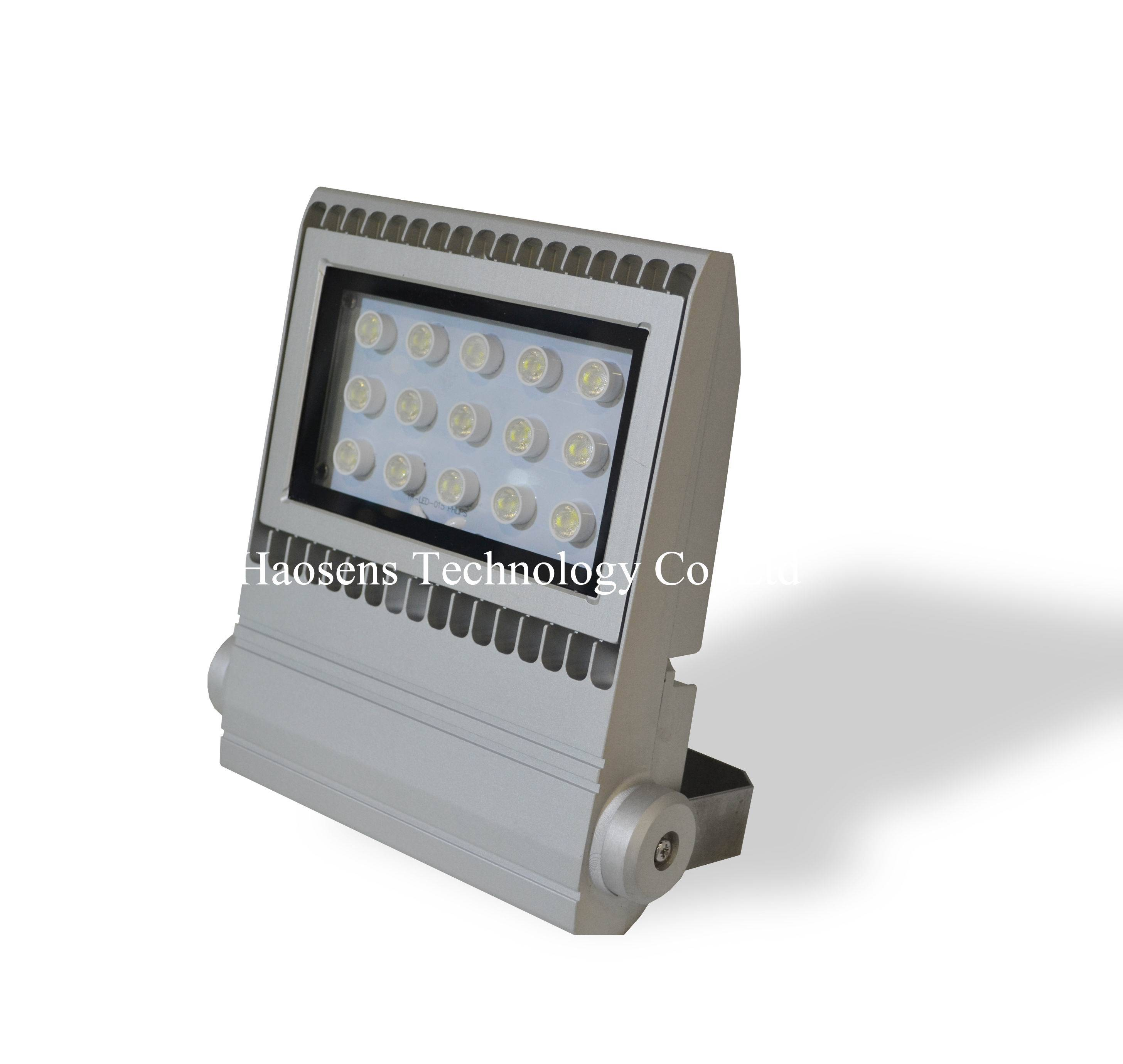 10-50W LED Flood Light for Outdoor Lighting, CE, RoHS, SAA, IP65