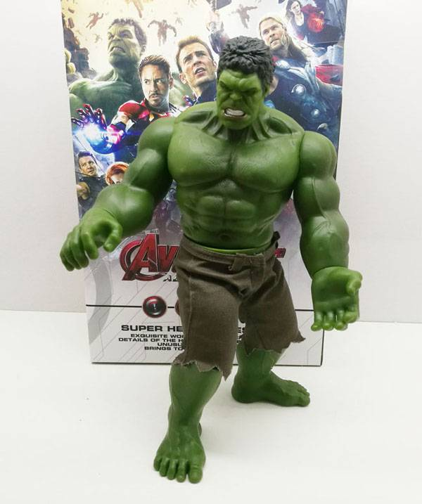 Collectable Figurine Statues HULK 3321B