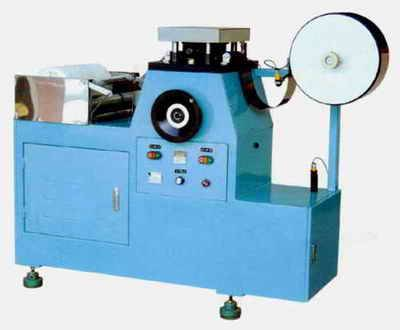 high precision sequin punching machine