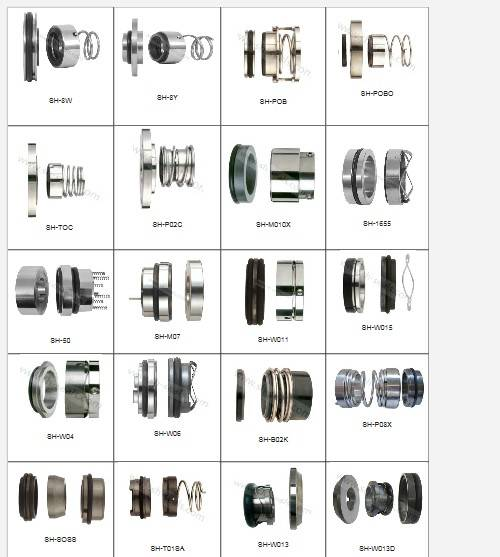 OEM Mechanical Seals