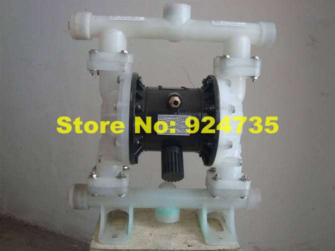 QBY Engineering Plastic Diaphragm Pump, Plastic Air Diaphragm Pump