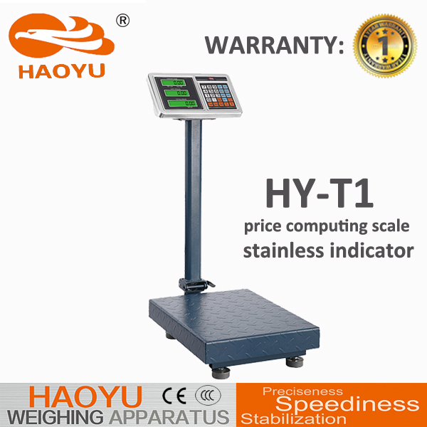 Electronic Digital Price Computing Platform Weighing Scale