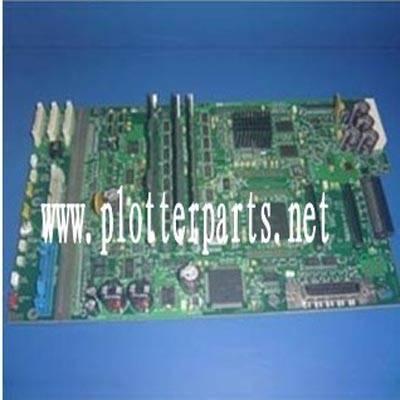 Q1251-69269 C6090-60317 Q1251-69030 Main logic PC board for the HP DesignJet 5000 5500 plotter parts