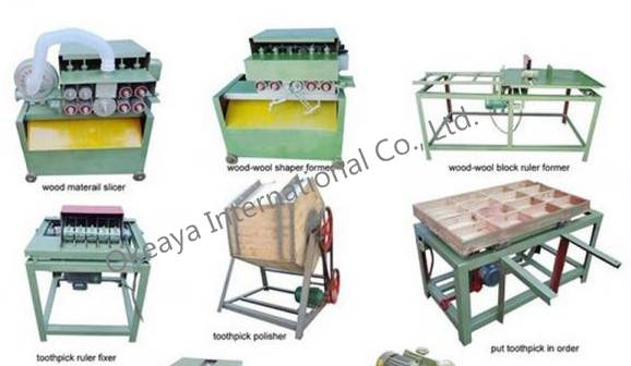 Toothpick making machine,chopstick machine machine