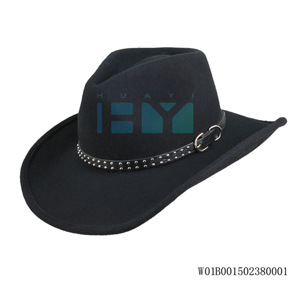 Wool Felt Cowboy Hats