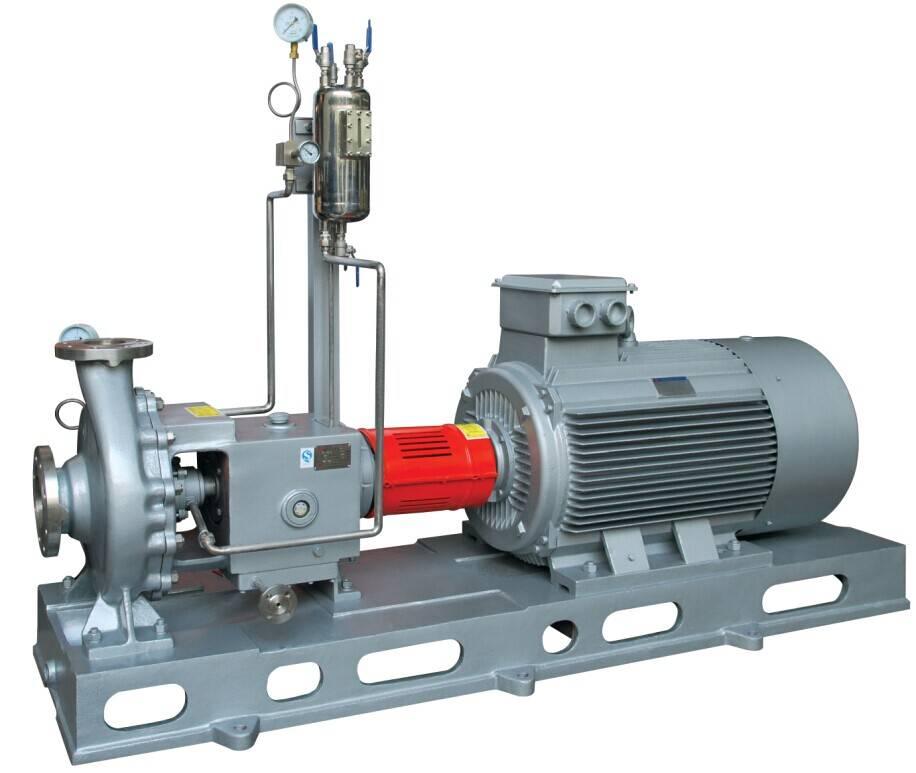 YIJ Titanium Pump