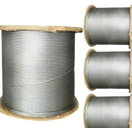 Export high quality 316L stainless steel wire rope