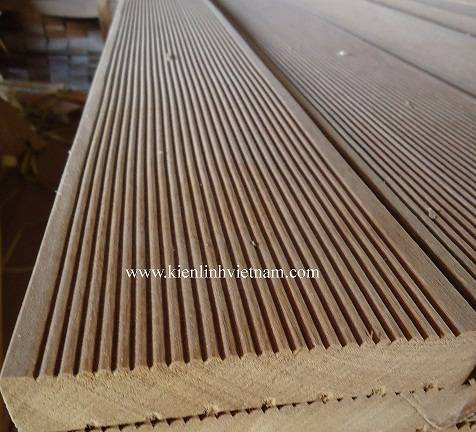 keruing outdoor flooring