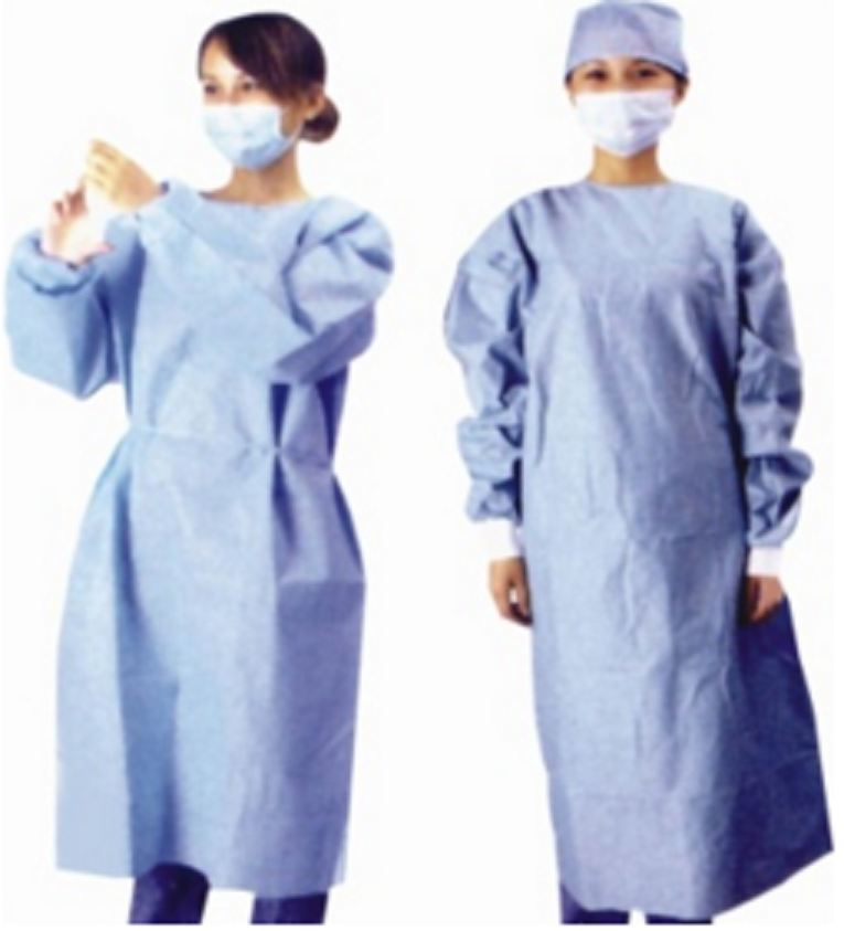 Surgical Gown/Scrub Suit/Operation Clothes