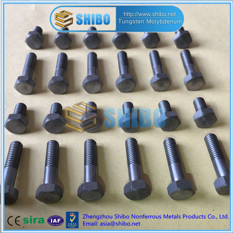 Factory Supply of High Purity 99.95% Molybdenum hardware