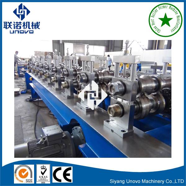 Chinese manufacturer cable tray production line