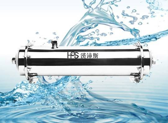 stainless steel UF water filter HPS3000C-522