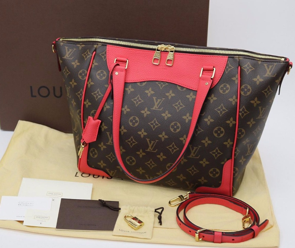 Used brand Handbag LOUIS VUITTON M41735 Estrela Monogram Shoulder bags for bulk sale.