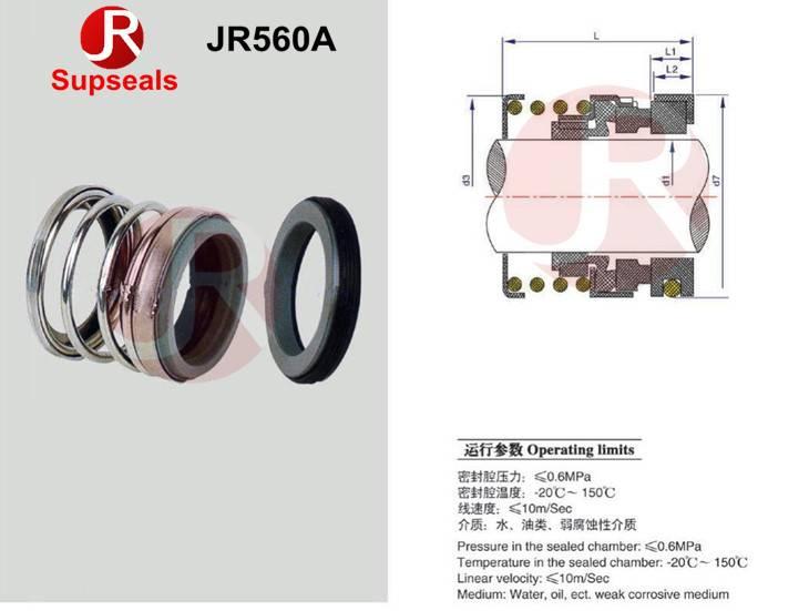 John Crane  seal JR560A