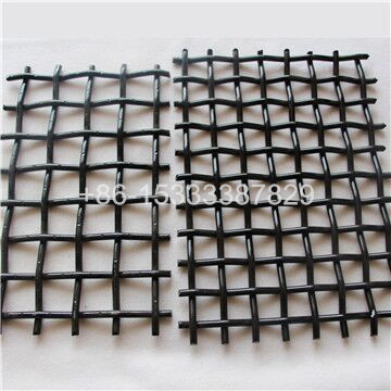 65Mn Steel Crusher Wear Parts, Screen