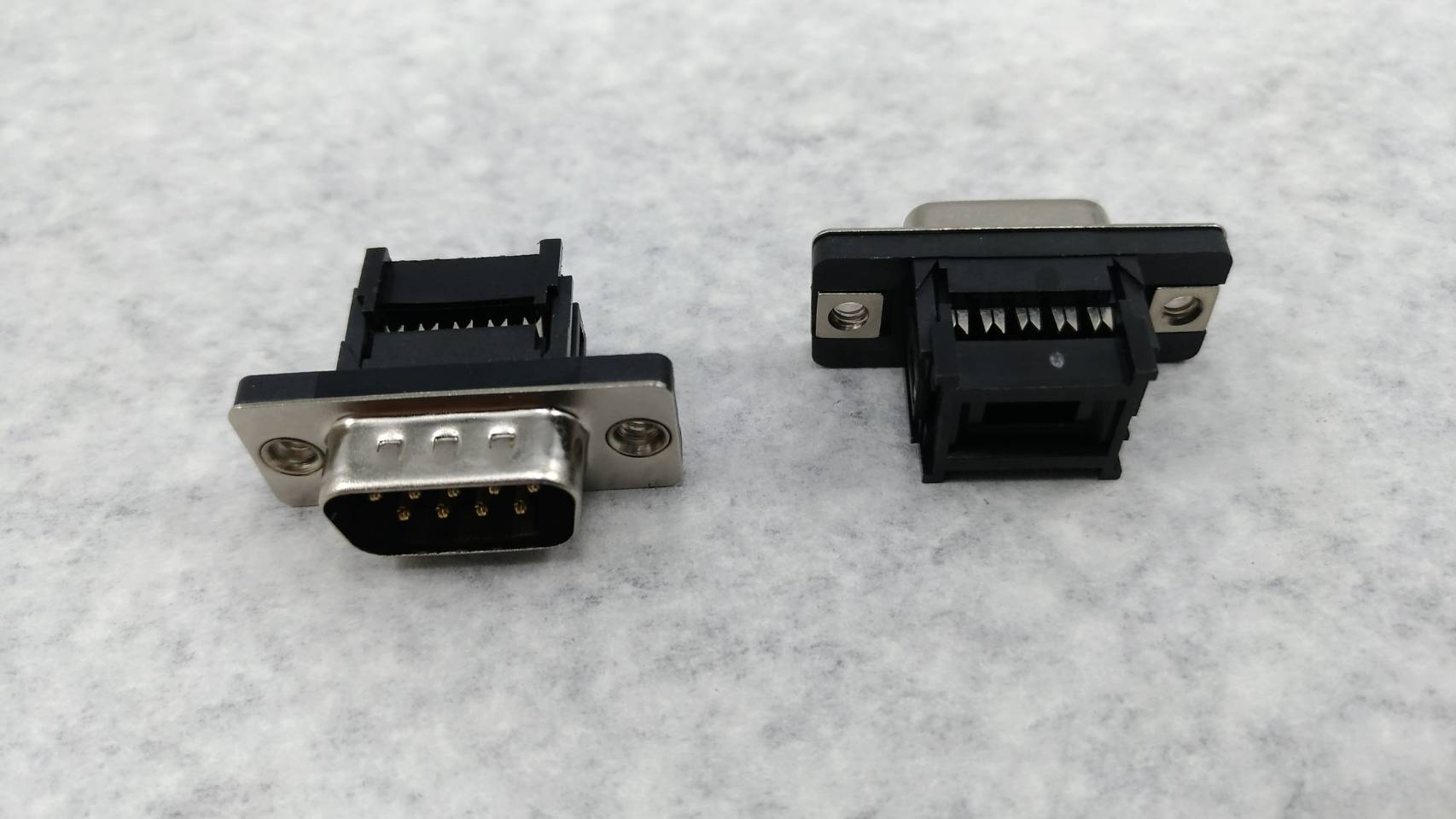 D-SUB IDC connector