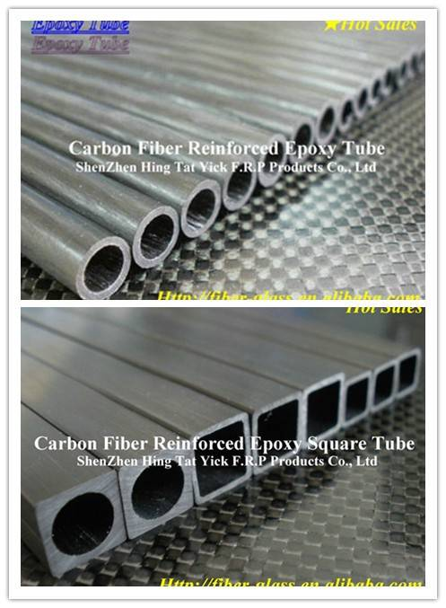 Light Weight&High Strength carbon fiber tube ,factory directly sale